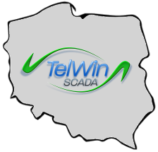 Map of TelWin SCADA implementations
